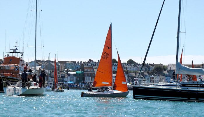 Weymouth Olympics 2012