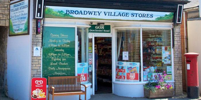 Broadwey village Store