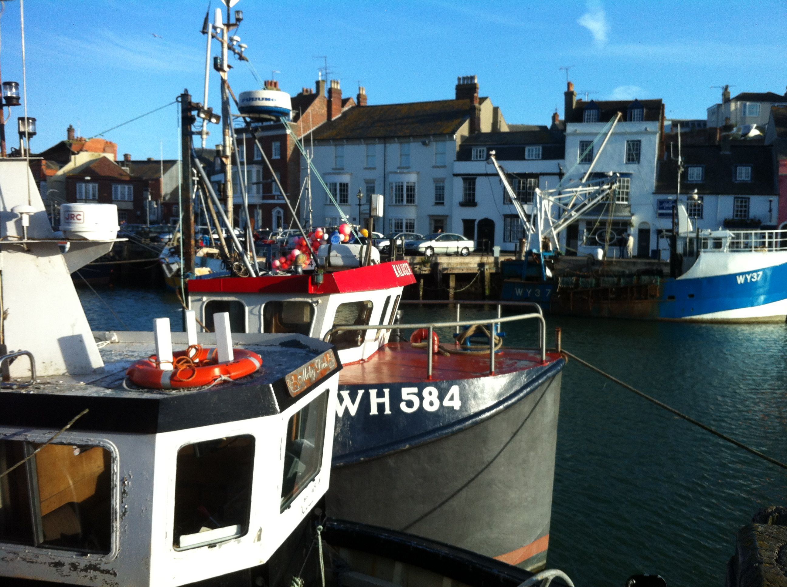 Weymouth Harbour Summer 2013