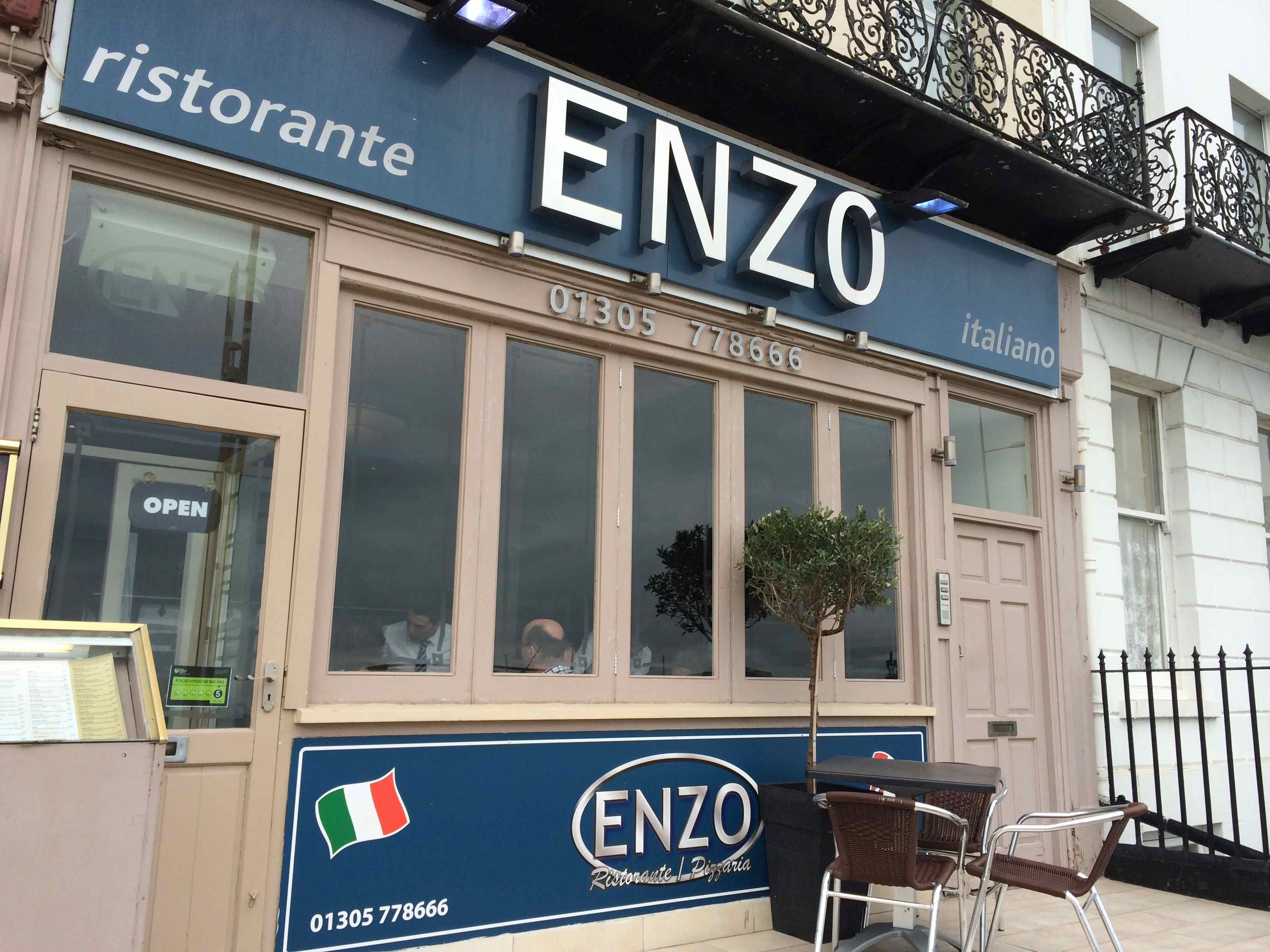 Enzo Pizza Weymouth
