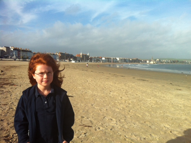 Weymouth Beach in October