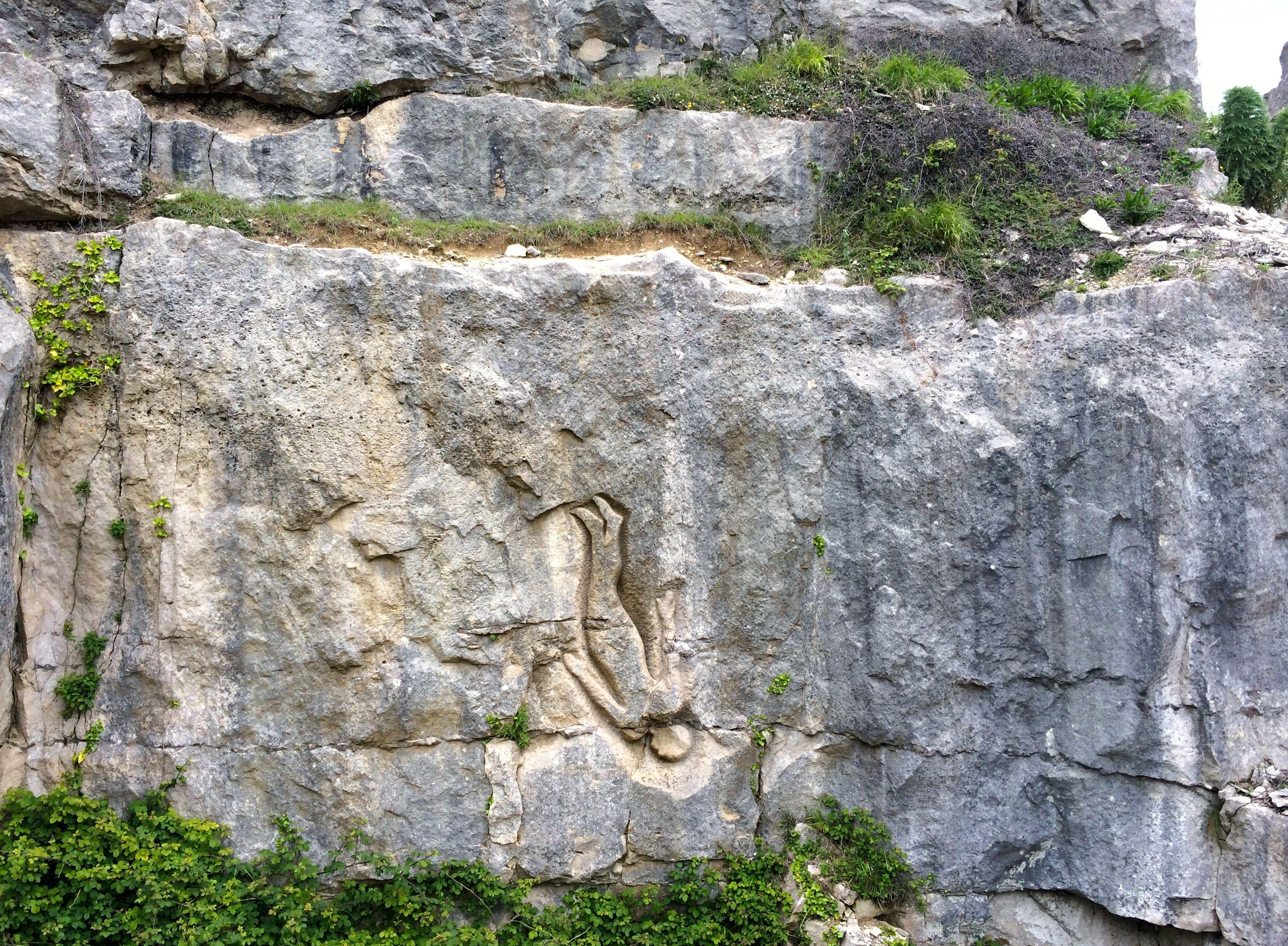 Sculpture park quarry Portland